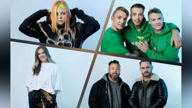 Norway: Tonight the 5th semi final of Melodi Grand Prix 2021