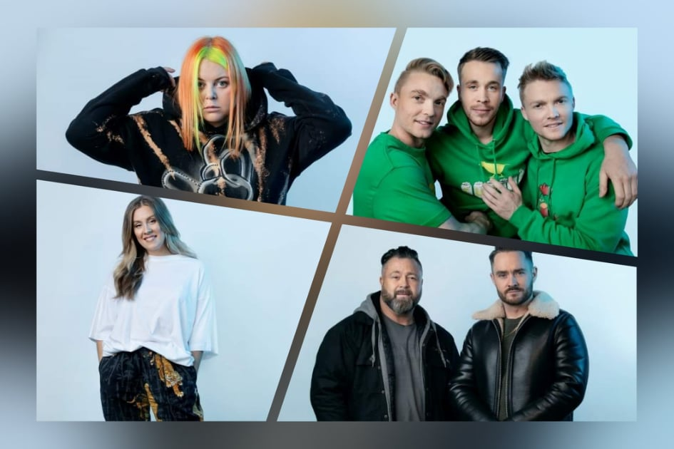 Norway: Tonight the 5th semi final of Melodi Grand Prix 2021