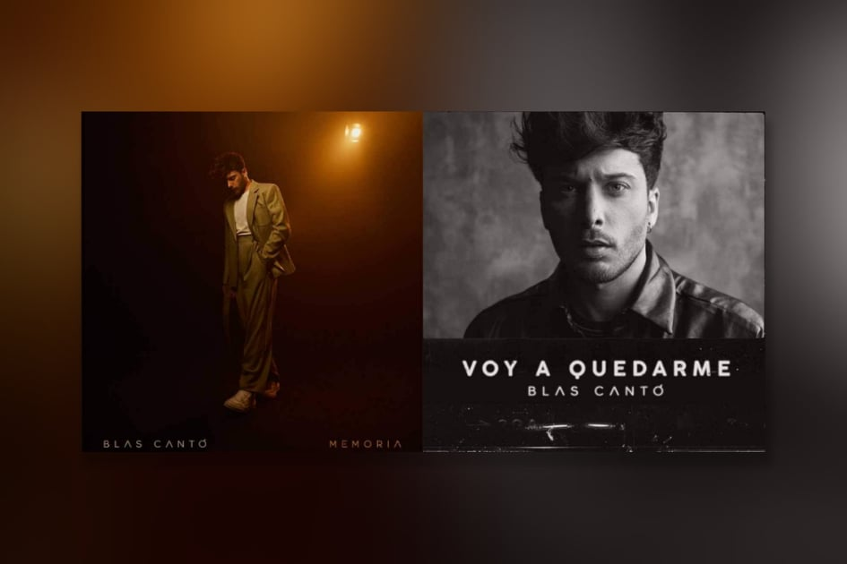 "Spain: ""Memoria"" or ""Voy a quedarme""? Blas Cantό's Eurovision 2021 candidate songs released"