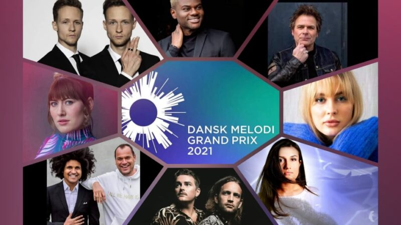 Denmark: DR reveals the Dansk Melodi Grand Prix 2021 contestants