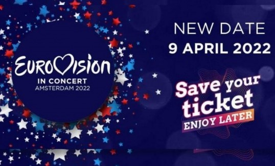 Eurovision In Concert to come back in April 2022