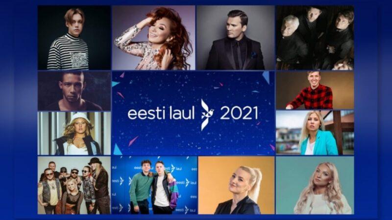 Estonia: Tonight the 1st semi final show of Eesti Laul 2021