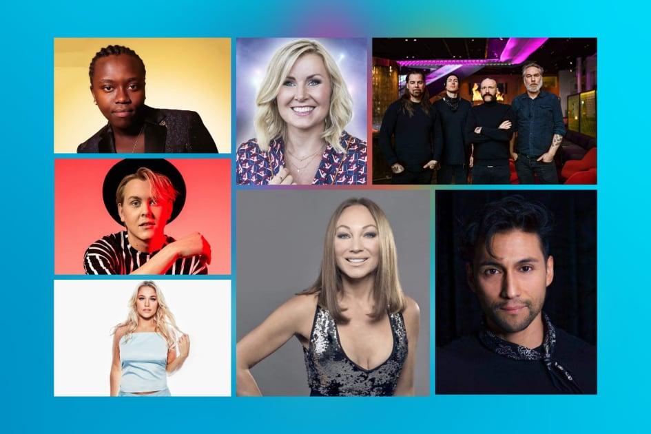 Sweden: Tonight the Melodifestivalen 2021 third semi final show