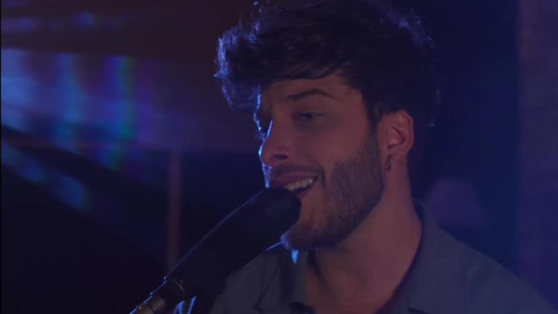 "Spain: Blas Cantó drops the English version of ""Voy a quedarme"""