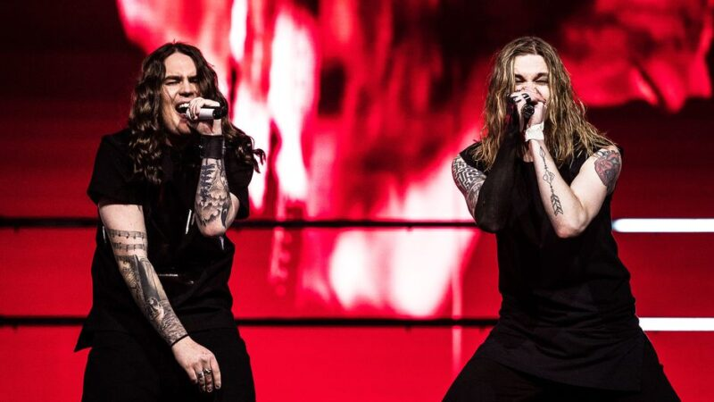 Finland: Blind Channel win UMK 2021 and are off to Rotterdam