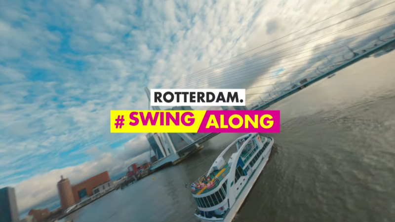 Eurovision 2021: It's time to start moving to the rhythm of the #SWINGALONG challenge