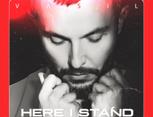 North Macedonia: Vasil to sing 'Here i Stand' at Eurovision 2021