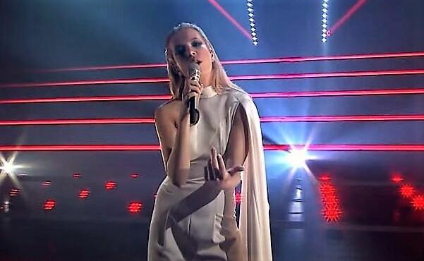 """Slovenia: Ana Soklič to sing """"Amen"""" at Eurovision 2021"""