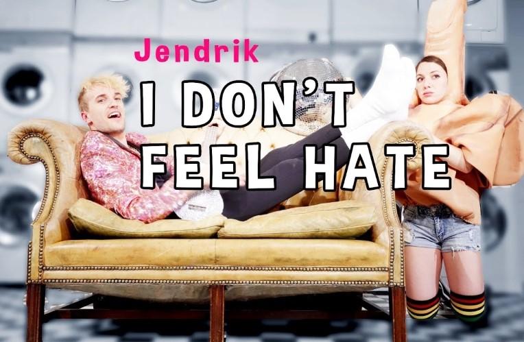 "Germany: Jendrik Sigwart to perform ""I don't feel hate"" in Rotterdam"