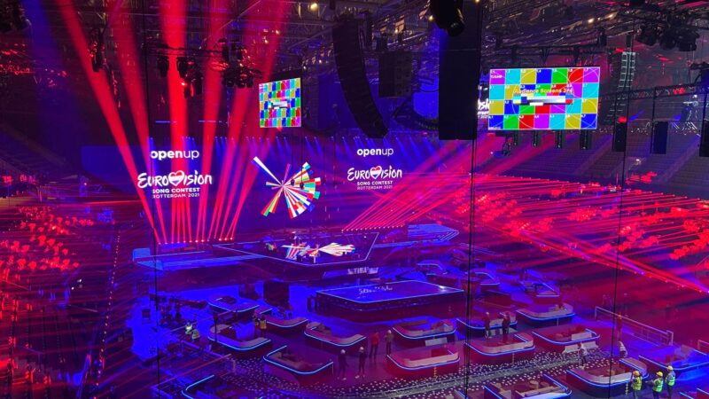 Eurovision 2021: Watch snippets of Second Day's Rehearsals
