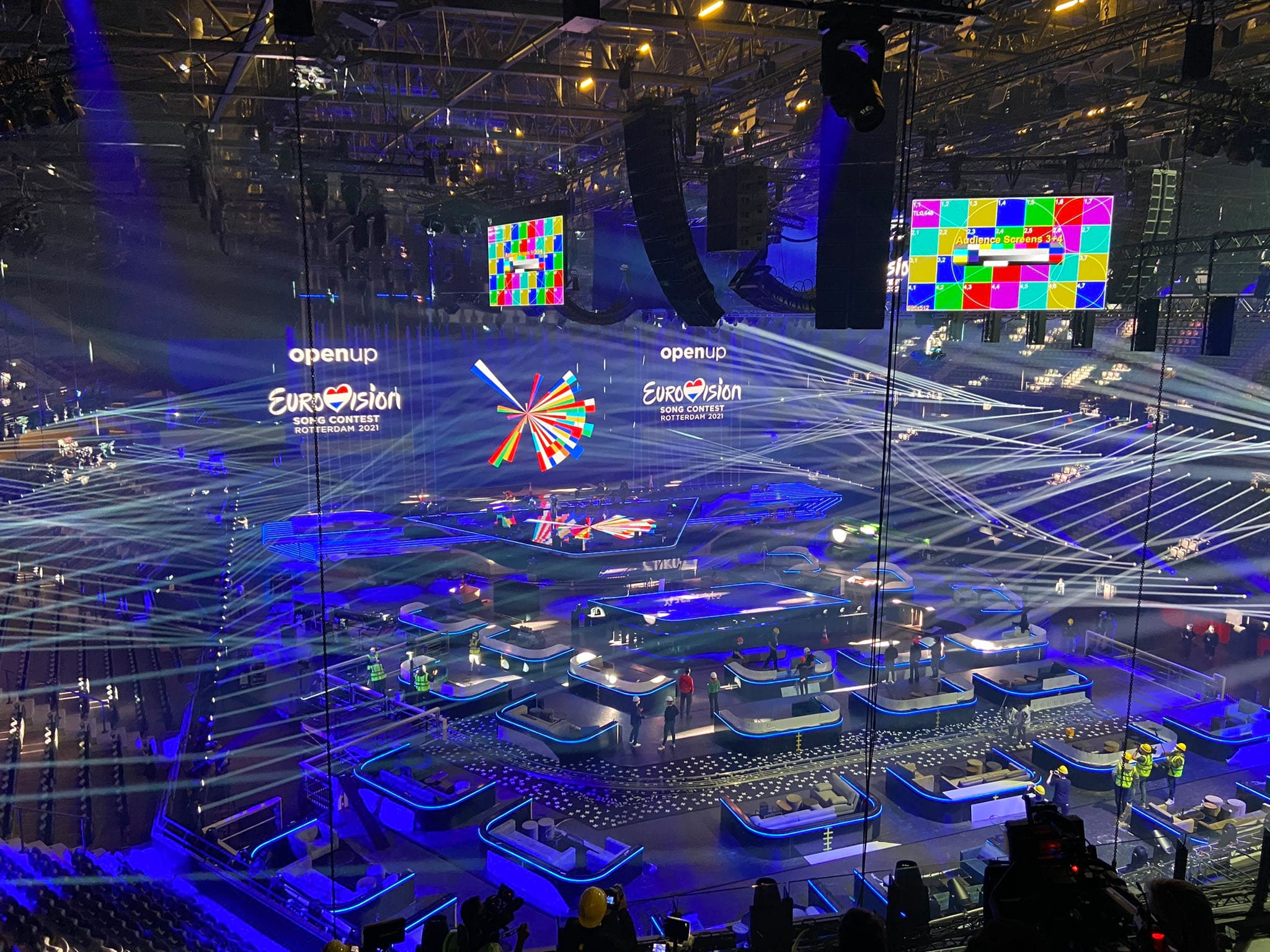 Eurovision 2021: Watch snippets of Sixth Day's Rehearsals (Big 5 & Host Country)
