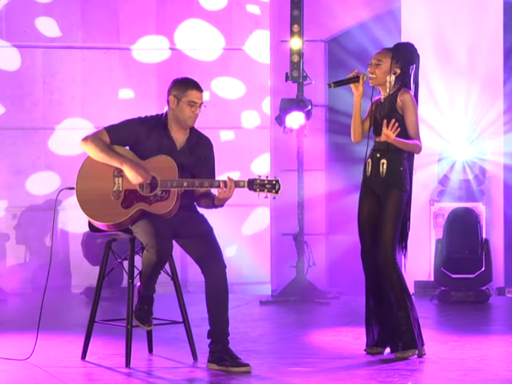 Israel: Eden Alene releases an acoustic version of  'Set Me Free'