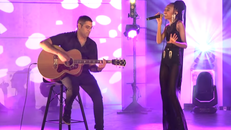 Israel: Eden Alene releases an acoustic version of  'Set Me Free'