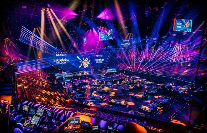 Eurovision 2021: Watch snippets of Eighth Day's Rehearsals (Big 5 & Host Country)