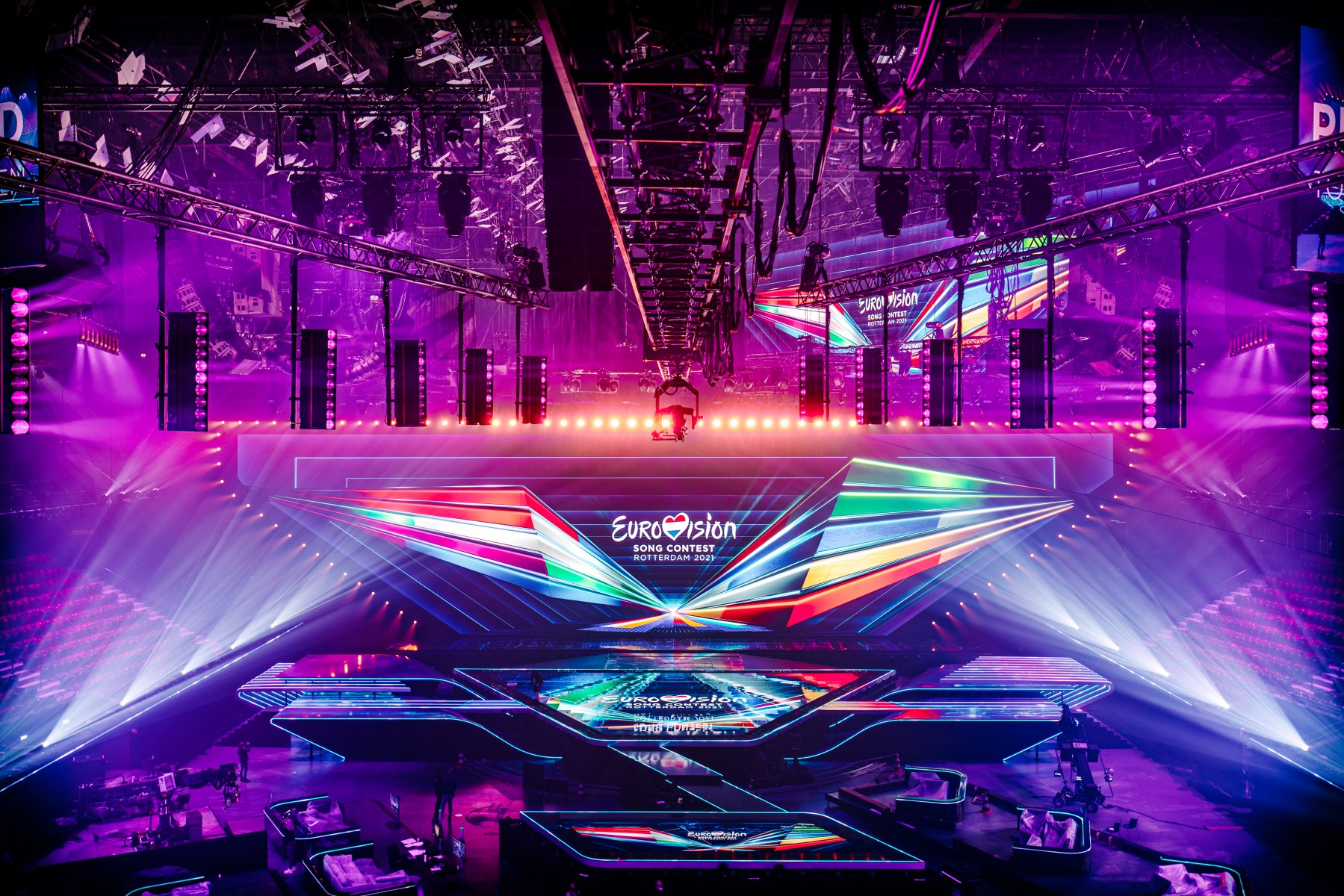Eurovision 2021: Today 1st Semi Final Jury Show to be held in Rotterdam Ahoy