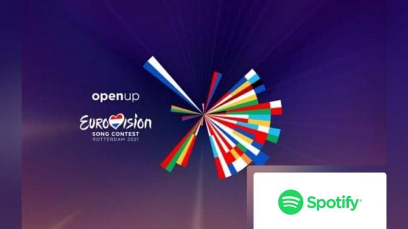 Eurovision 2021: ESC entries meet global success on Spotify charts